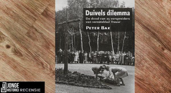 Recensie | Peter Bak – Duivels Dilemma