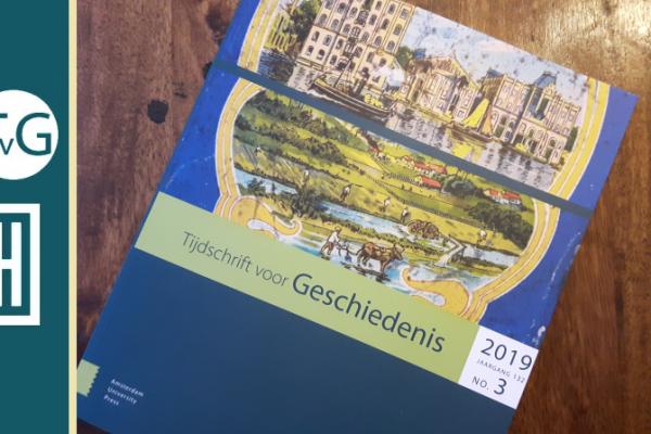Nieuws | Twee jonge historici in Tijdschrift voor Geschiedenis