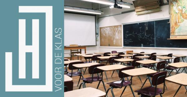 Oproep | Columnreeks 'Voor de klas'