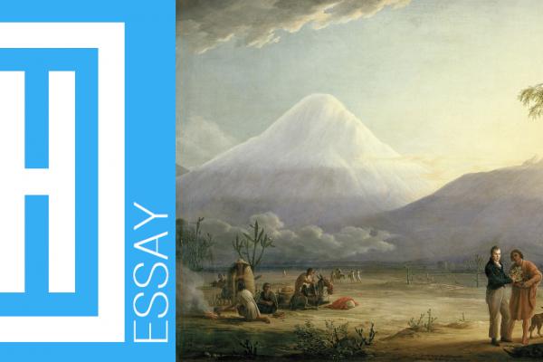 Essay | Thoreau teleurgesteld – Een geschiedenis van drie bergbeklimmingen