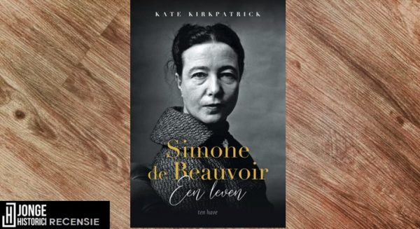 Recensie | Kate Kirkpatrick – Simone de Beauvoir