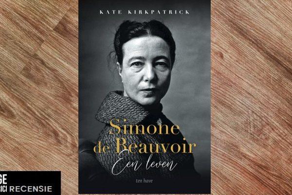 Recensie | Kate Kirkpatrick – Simone de Beauvoir