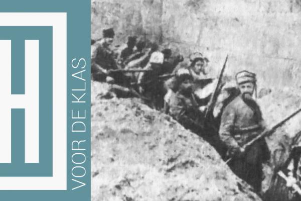 Column | 'Maar meneer, wat vindt ú er nou van?' – Lesgeven over de Armeense genocide