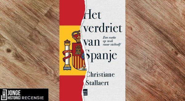 Recensie | Christiane Stallaert – Het verdriet van Spanje