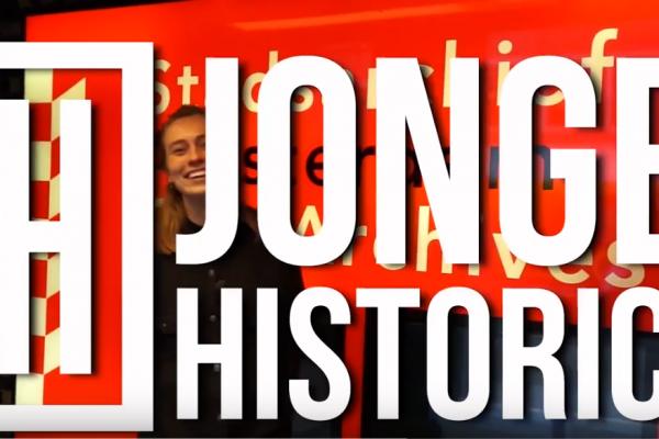Steun Stichting Jonge Historici