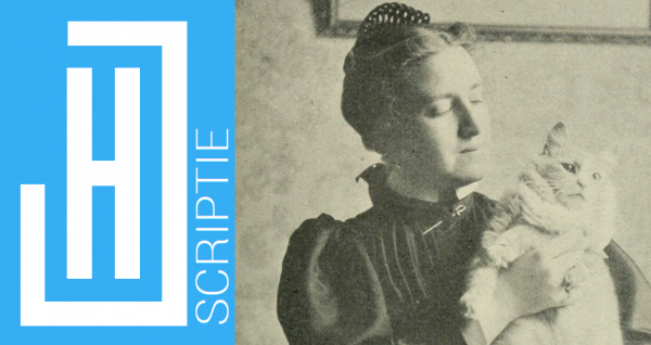 Kirsten Weitering | The Cat's Cradle of Felines and Society – Cats and American Domesticity (1870-1920)