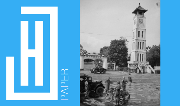 Nynke Anna van der Mark | Time Reforms and the Temporal Other – An Analysis of Standard Time and Progressive Time in the Dutch East Indies, 1867-1940