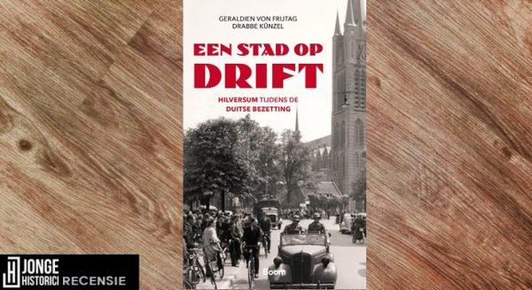 Recensie | Geraldien von Frijtag Drabbe Künzel – Een stad op drift