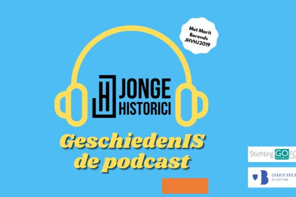 GeschiedenIS Podcast | afl. 1 De beleidsmedewerker