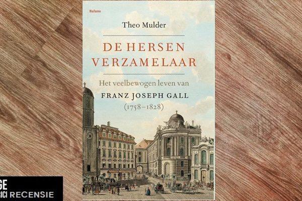 Recensie | Theo Mulder – De Hersenverzamelaar