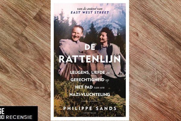 Recensie | Philippe Sands – De Rattenlijn