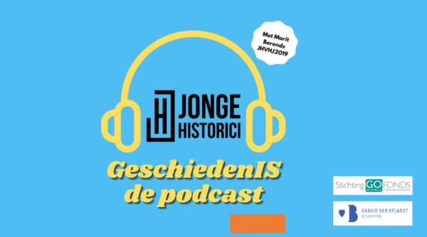 GeschiedenIS Podcast | afl. 4 De archivaris
