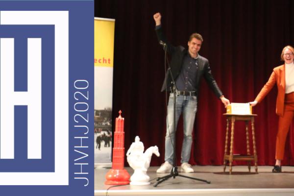 JHvhJ'20 | Hugo Schalkwijk is Jonge Historicus van het Jaar 2020!