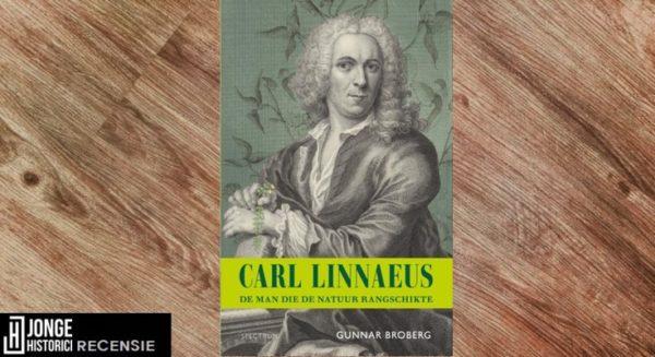Recensie | Gunnar Broberg – Carl Linnaeus