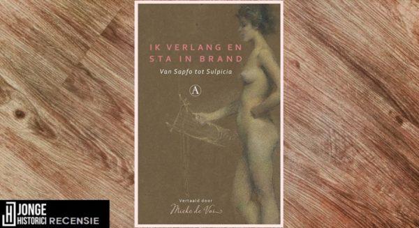 Recensie | Mieke de Vos – Ik verlang en sta in brand
