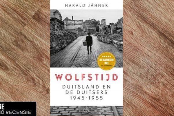 Recensie | Harald Jähner – Wolfstijd