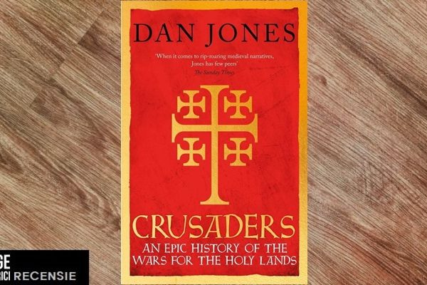 Recensie | Dan Jones – Crusaders