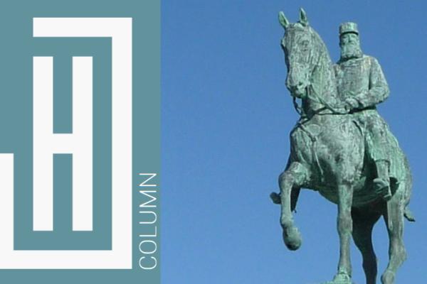 Kasper Nollet | Uitwissing van het verleden? – Discussies over Leopold II-standbeelden in België