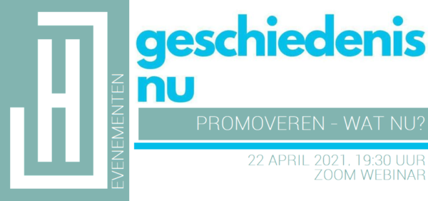 Evenement | Promoveren – Wat nu? (webinar, 22 april)