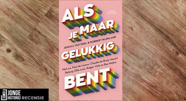 Recensie | Jessica van Geel & Robbert Blokland – Als je maar gelukkig bent